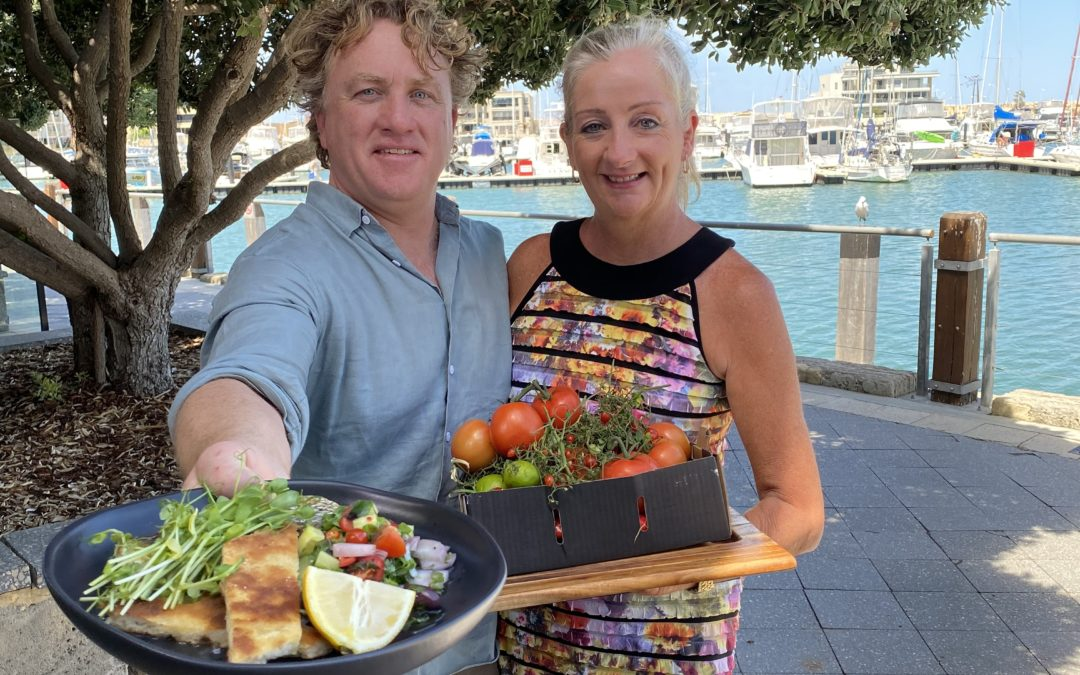 Celebrity Chef Visits Wanneroo
